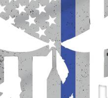 Military Skull [Tactical Flag] Sticker