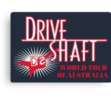 Drive Shaft - LOST Canvas Print