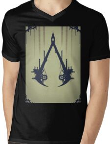 assassin creed syndycate Mens V-Neck T-Shirt