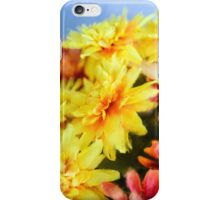 Fall is Busting Out All Over Painting iPhone Case/Skin
