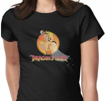 Dragons Lair - Dirk & Daphne Womens Fitted T-Shirt