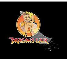 Dragons Lair - Dirk & Daphne Photographic Print