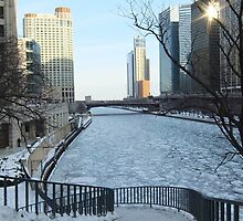 Chicago River by Denio90