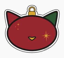 Meow Christmas Ball Ornament One Piece - Short Sleeve
