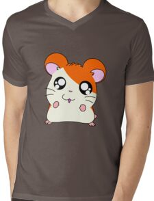 hamtaro Mens V-Neck T-Shirt