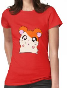 hamtaro Womens Fitted T-Shirt