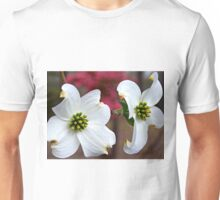 The Symbolic Dogwood Tree Unisex T-Shirt