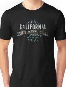 California Skyline 2  Unisex T-Shirt