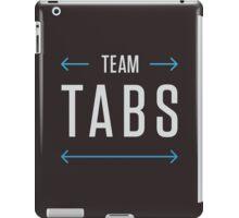 Team Tabs iPad Case/Skin