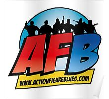 AFB Logo Poster