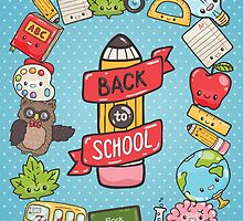 Back to School by Anna Alekseeva