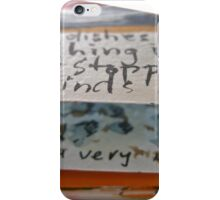pages iPhone Case/Skin