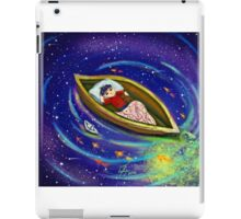 Boy and his boat 2 iPad Case/Skin