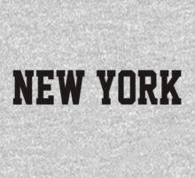 New York Jersey Black by USAswagg2