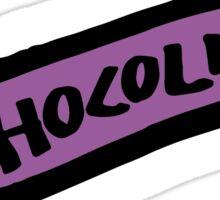 Chocolit Bar Sticker