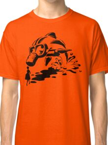 Funny Ilustration Vector Classic T-Shirt