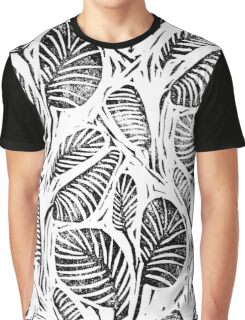 Jungle - Tropical leaves Graphic T-Shirt