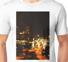 Abstract of Hennepin Bridge, Minneapolis Unisex T-Shirt