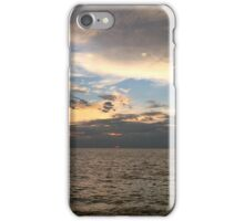 Sunset at Marissa Beach iPhone Case/Skin