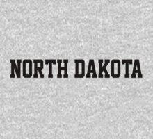 North Dakota Jersey Black by USAswagg2