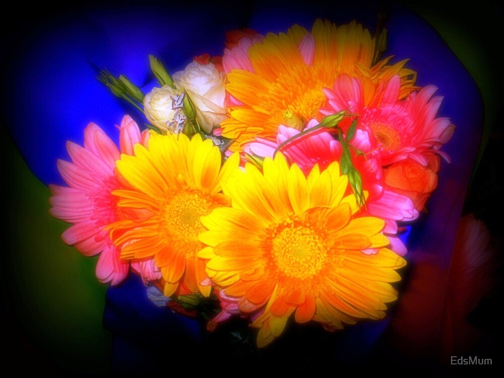Bright Bouquet -  at Supermarket by EdsMum
