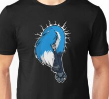 STUCK - Blue Fox / Fuchs BACK Unisex T-Shirt