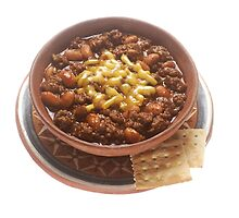Bowl of Chili  by BravuraMedia