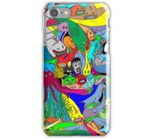 Aquatic life  iPhone Case/Skin