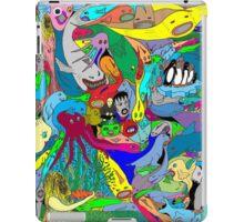 Aquatic life  iPad Case/Skin