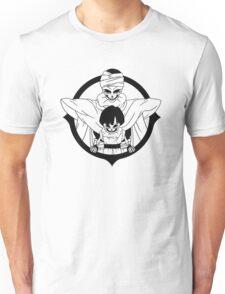 Skeleton Gohan & Piccolo Unisex T-Shirt