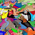 Birds by David Fraser