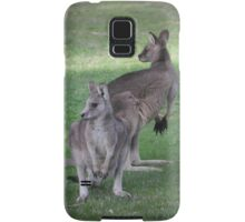 Two Kanagaroos Samsung Galaxy Case/Skin