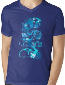 Dungeon Crawlers Mens V-Neck T-Shirt