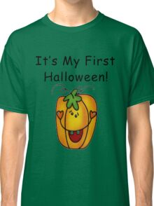 It's My First Halloween Classic T-Shirt