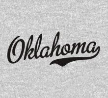 Oklahoma Script Black by USAswagg2