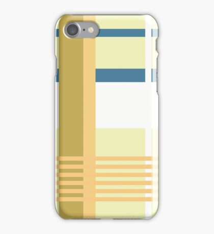"""""""Vintage girl on the summer"""" color studio by MrN iPhone Case/Skin"""