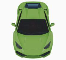 Lamborghini Huracan Kids Tee