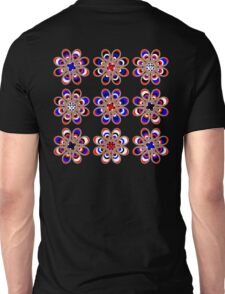Leather Pride Foot Flowers Unisex T-Shirt