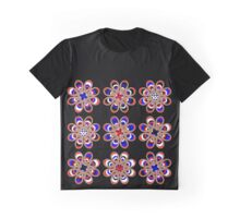 Leather Pride Foot Flowers Graphic T-Shirt