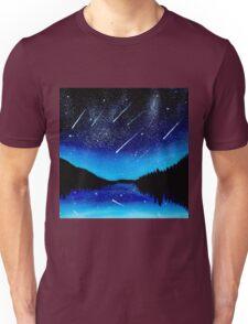 Shooting stars... Unisex T-Shirt