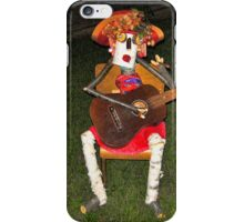 FUNNY HUMEROUS HOME MADE STATUES SERIES THREE PICTURE AND OR CARD iPhone Case/Skin