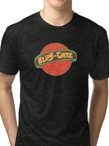 Blips and Chitz Tri-blend T-Shirt