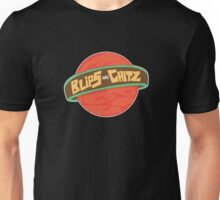 Blips and Chitz Unisex T-Shirt