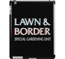 Lawn & Border iPad Case/Skin