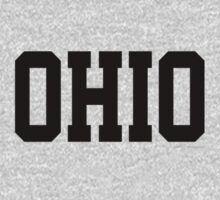 Ohio Jersey Red by USAswagg2