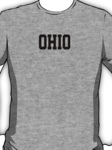 Ohio Jersey Red T-Shirt