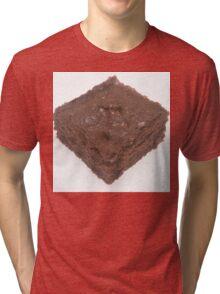 Chocolate Brownie Tri-blend T-Shirt