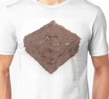 Chocolate Brownie Unisex T-Shirt