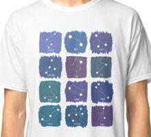 Zodiac Constellations Classic T-Shirt