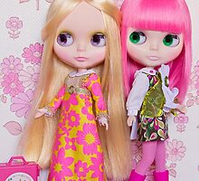 Alice and Lola are off on holiday by Zoe Power